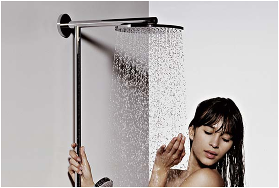 Hansgrohe douche